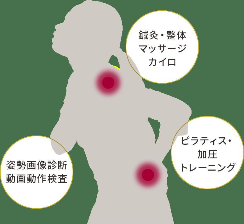独自のオーダーメイド治療